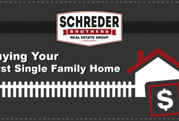 Buying Your First Single Family Home
