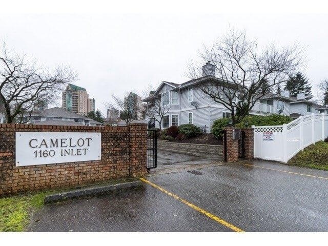 SOLD! 28 1160 Inlet Street Port Coquitlam