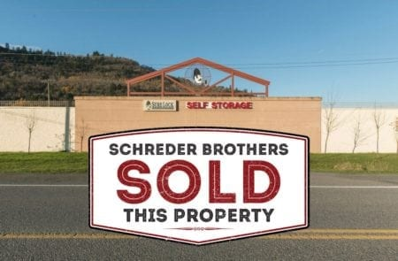 SOLD! Sure Lock Mini Storage – 43903 Industrial Way Chilliwack BC