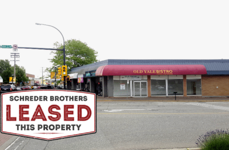 LEASED! 20408 Fraser Highway, Langley BC