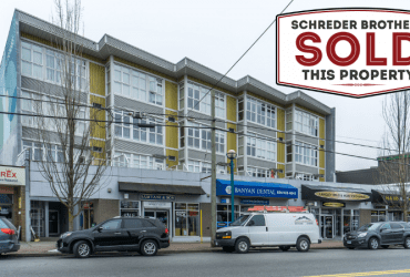 SOLD! #101 20238 Fraser Highway, Langley BC